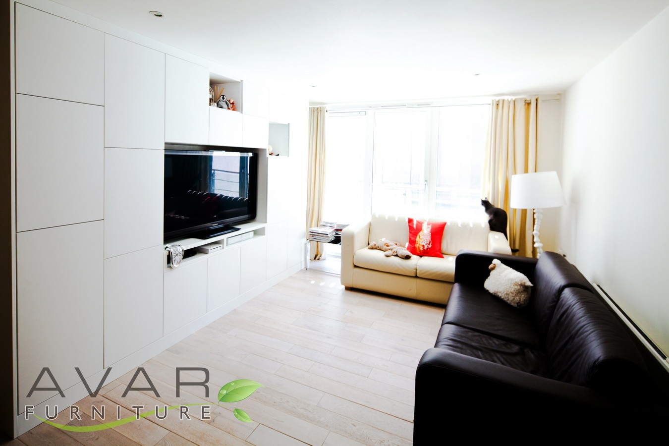 ƸӜƷ Bespoke entertainments units gallery | North London, UK | Avar ...