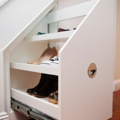 Under Stairs Cupboard, Great Use Of Space