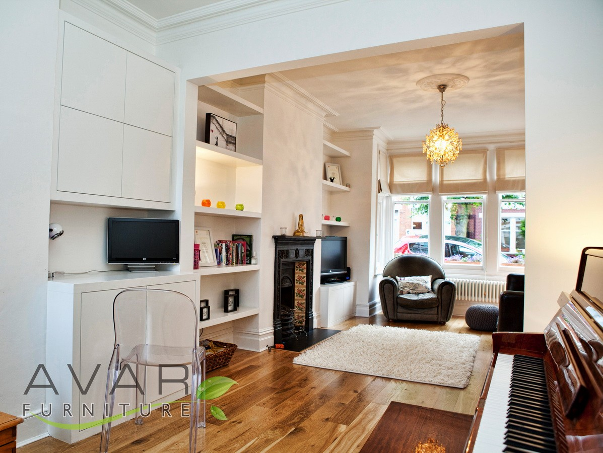 Alcove Units Ideas Gallery 2 North London Uk Avar Furniture