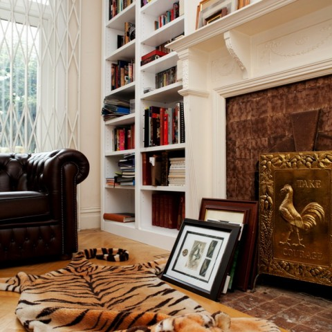 Fitted Bookcases, Modern Style