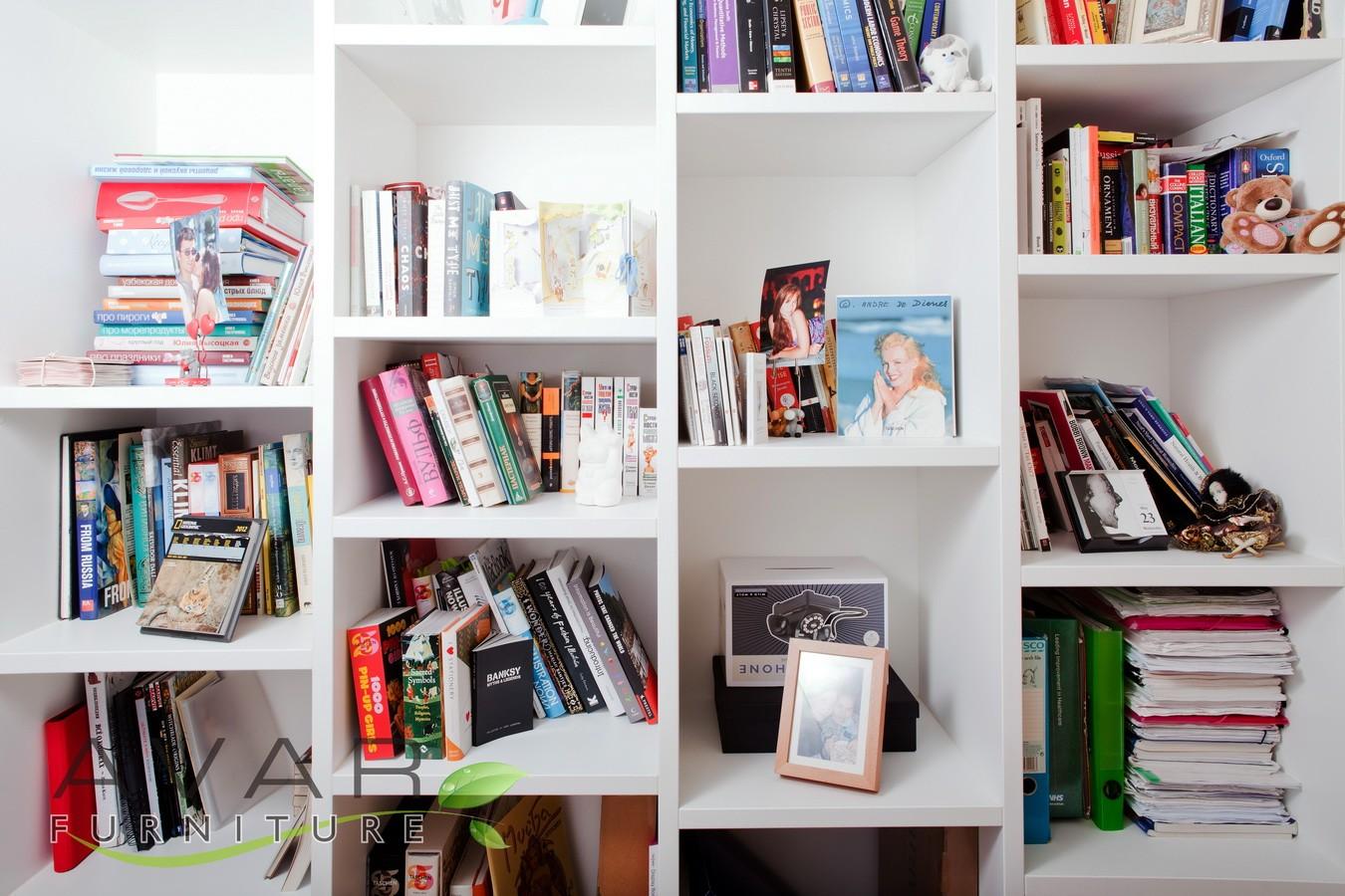 ƸӜƷ Bespoke Bookcase Ideas Gallery 3 North London Uk