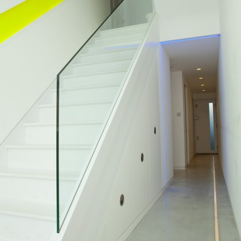 Storage Under The Stairs, contemporary Furniture