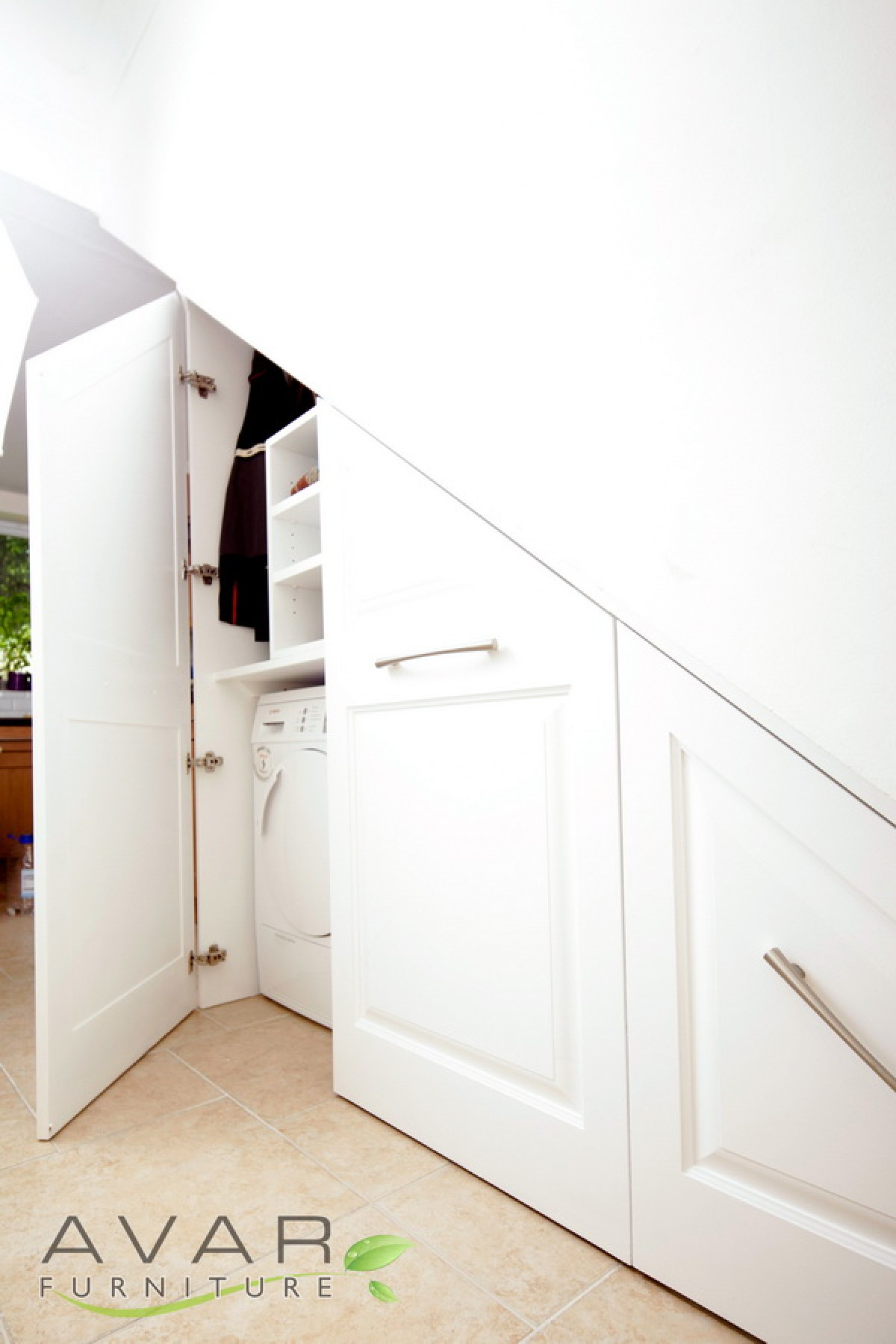 ƸӜƷ under stairs storage ideas / gallery 8 | north london, uk