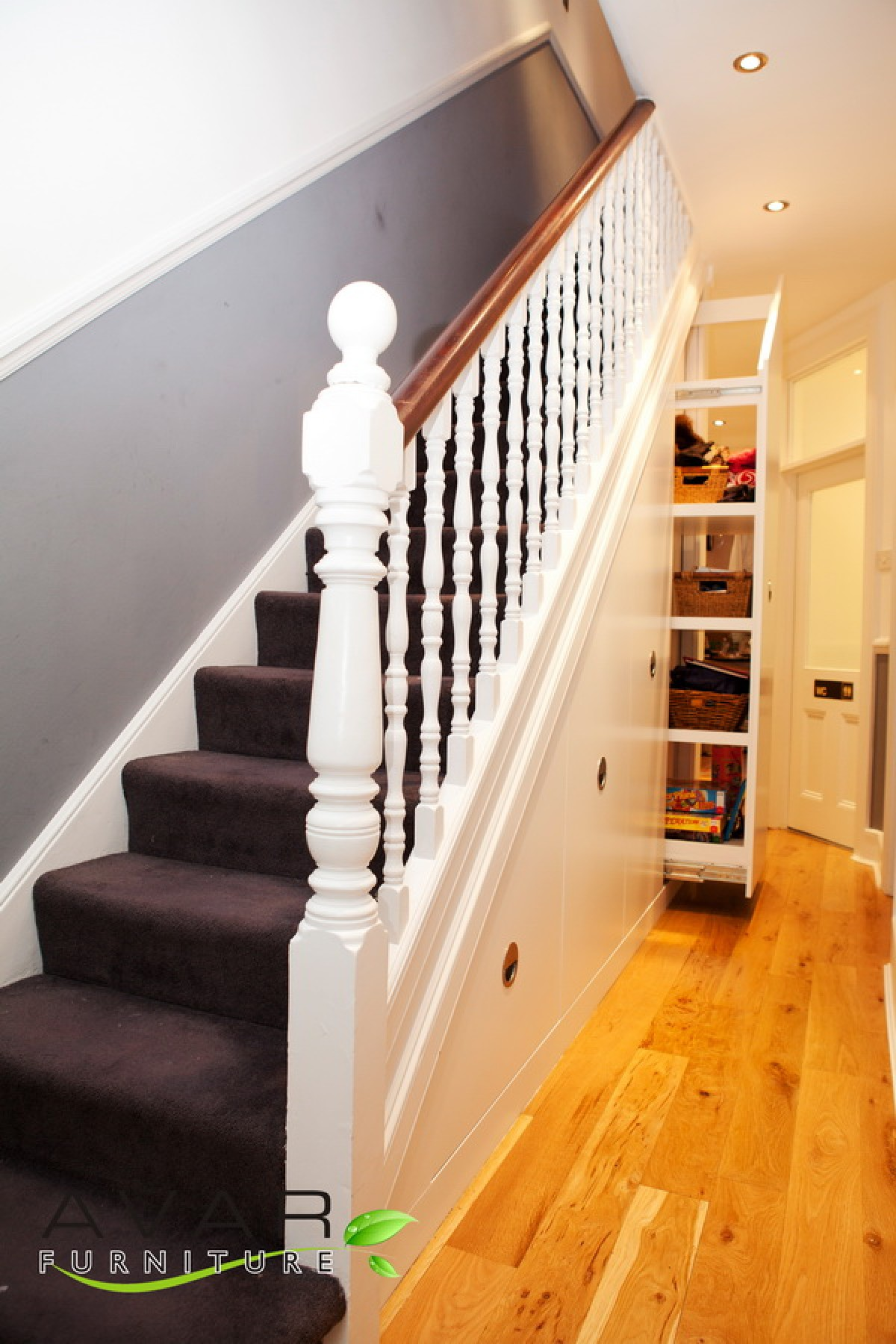 ƸӜƷ Under stairs storage ideas / Gallery 9 | North London, UK ...