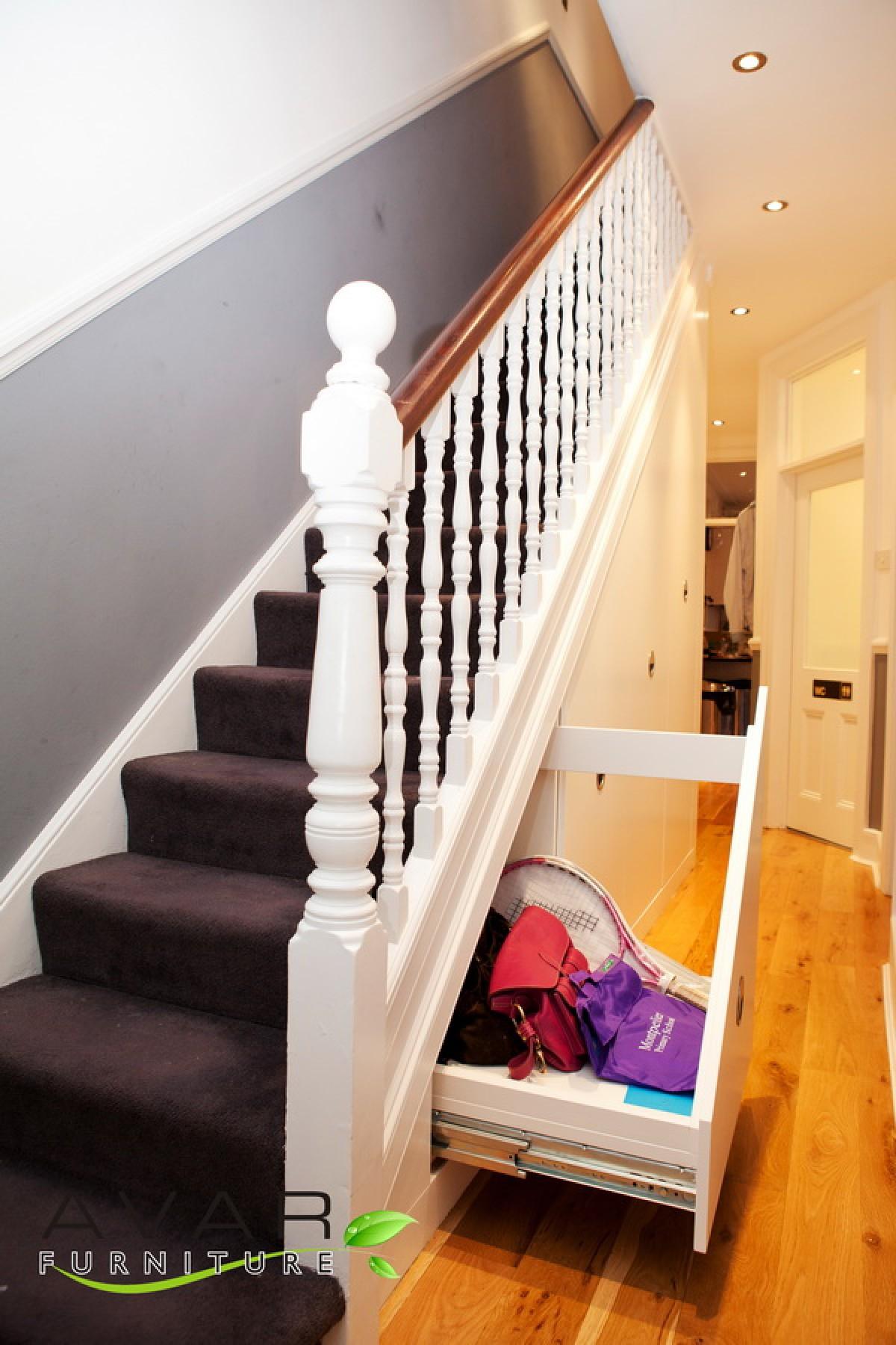 ƸӜƷ Under Stairs Storage Ideas Gallery 9 North London