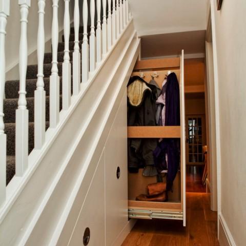 ƸӜƷ Under Stairs Storage Ideas Gallery 10 North London