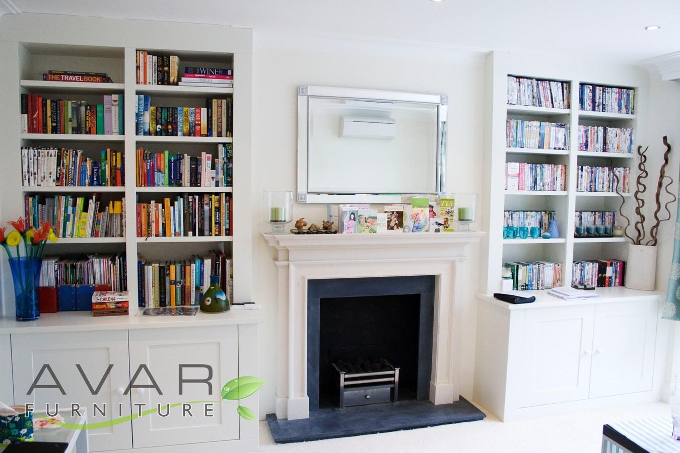 ƸӜƷ Alcove Units Ideas Gallery 5 North London Uk