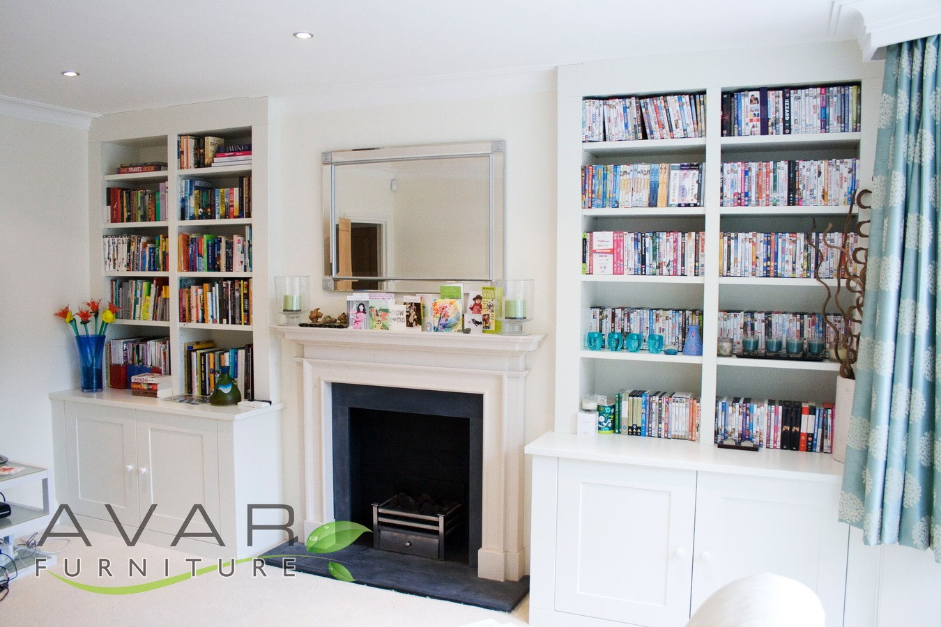 Fitted wardrobe ideas gallery 3 north london uk avar furniture - Alcove Units Ideas Gallery 5 North London Uk
