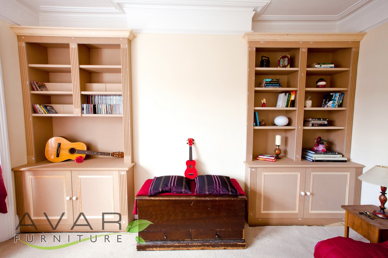 Alcove Units Ideas Gallery 6 North London Uk Avar Furniture