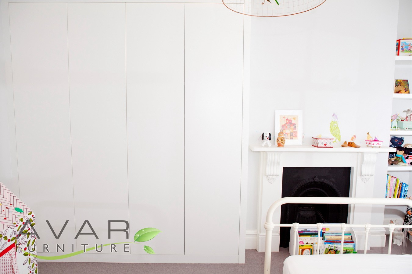 Fitted Wardrobe Ideas Gallery 2 North London Uk Avar
