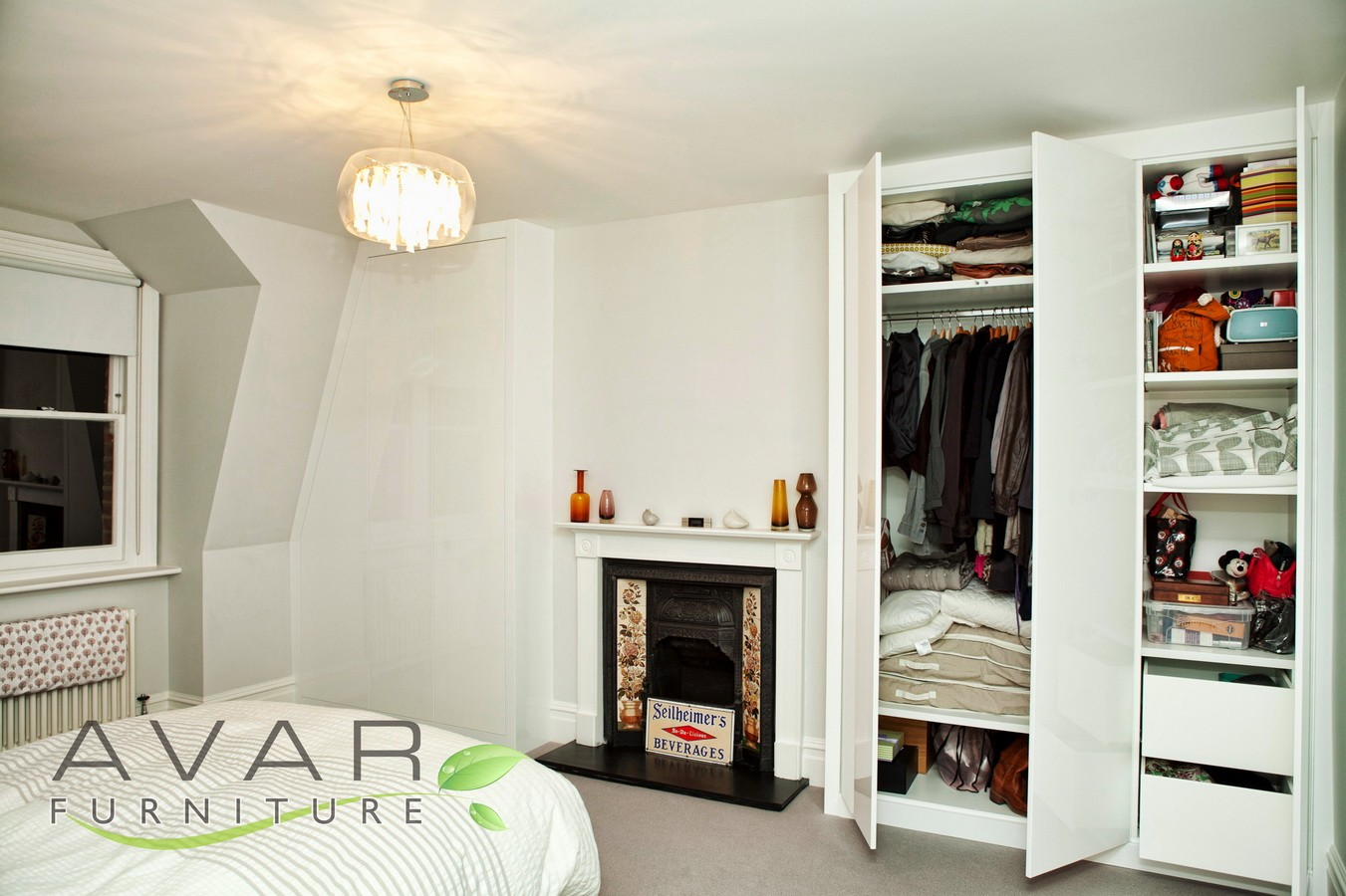 ƸӜƷ Fitted Wardrobe Ideas Gallery 3 North London Uk Avar Furniture