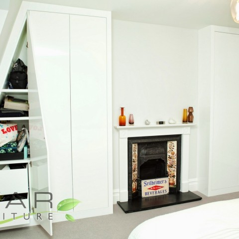 Fitted Bedroom Wardrobes North London