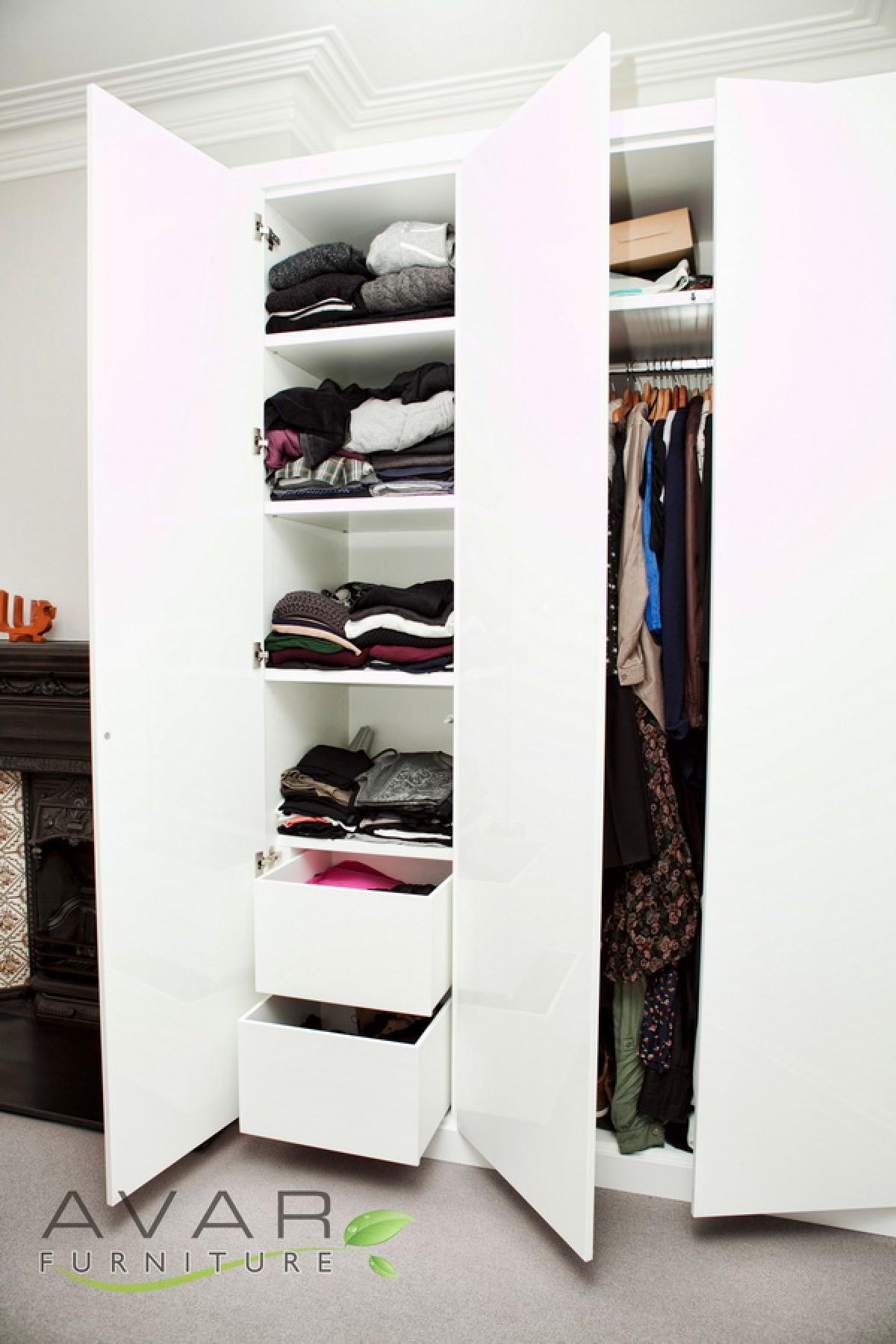Wardrobe Design Bedroom Sliding Door