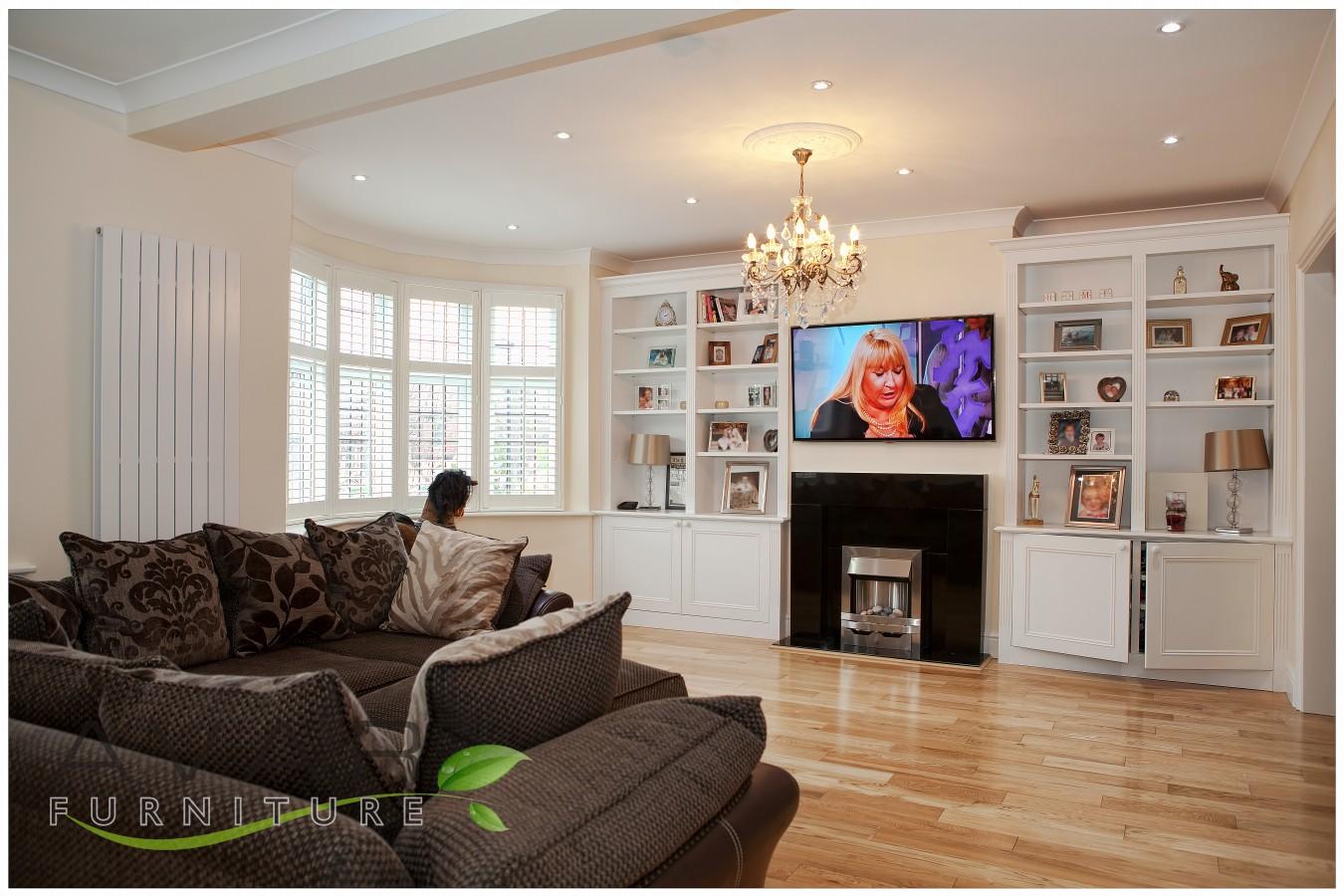 ƸӜƷ Alcove Units Ideas Gallery 3 North London Uk