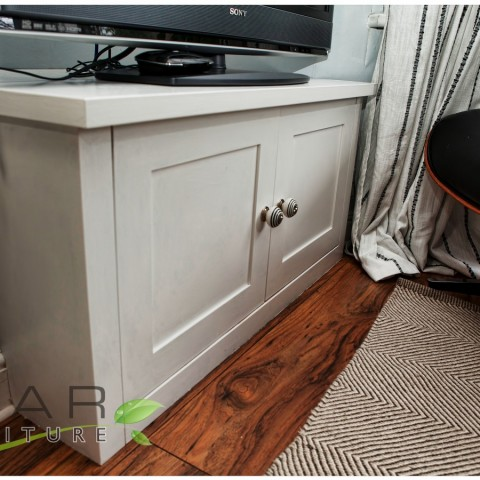 06 contemporary tv cabinet, Hand Painted Option