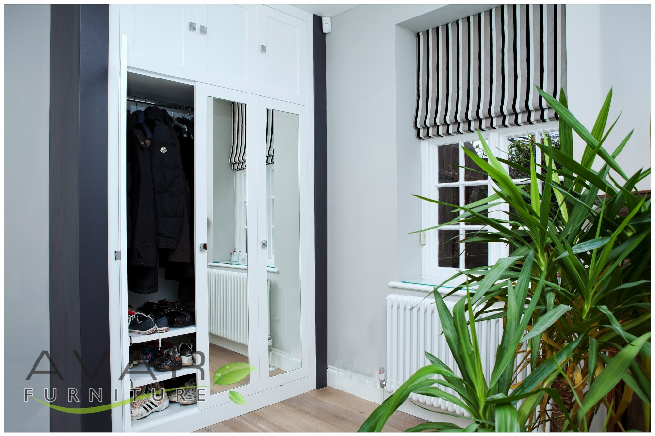 fitted wardrobe ideas gallery 6 north london uk. Black Bedroom Furniture Sets. Home Design Ideas