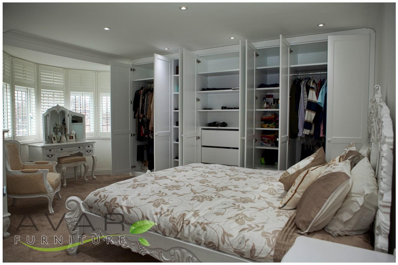 Bedroom Wardrobe Doors Ideas
