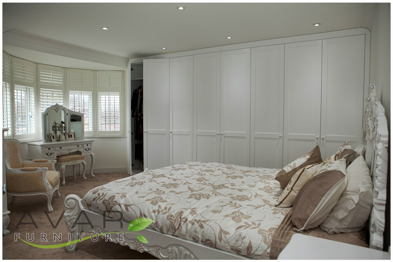 Fitted Wardrobe Ideas Gallery 7 North London Uk Avar Furniture