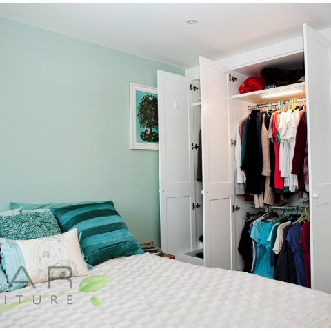 03 Luxury quality wardrobes north london