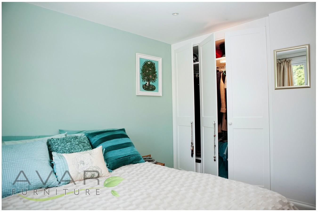 Fitted wardrobe ideas gallery 11 north london uk for Fitted bedroom ideas
