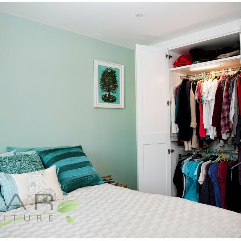 fitted wardrobe ideas gallery 11 north london uk. Black Bedroom Furniture Sets. Home Design Ideas