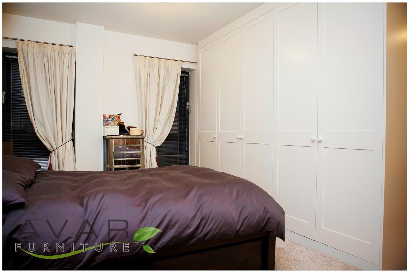 Fitted wardrobe ideas gallery 12 north london uk for Fitted bedroom ideas