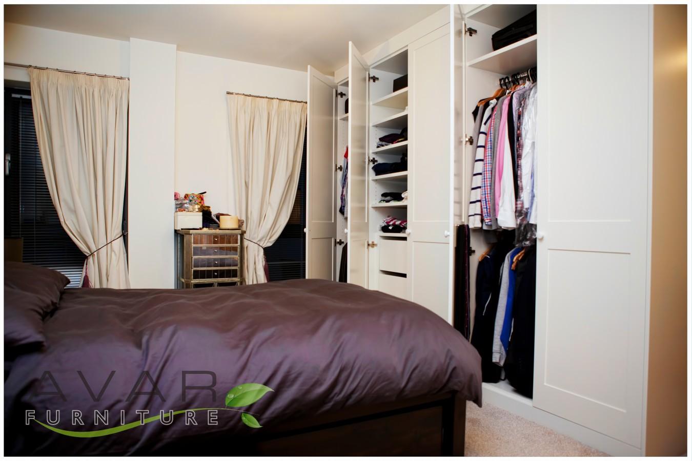 Fitted wardrobe ideas gallery 3 north london uk avar furniture - Fitted Wardrobe Ideas Gallery 12 North London Uk