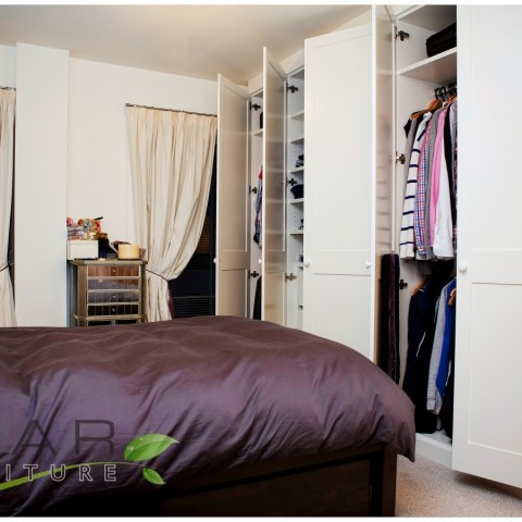 fitted wardrobe ideas gallery 12 north london uk avar furniture