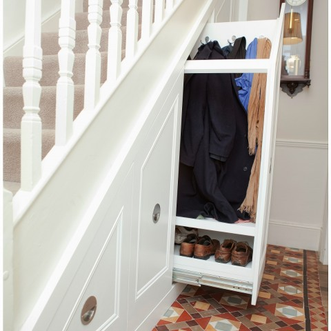 03 under stair cupboards