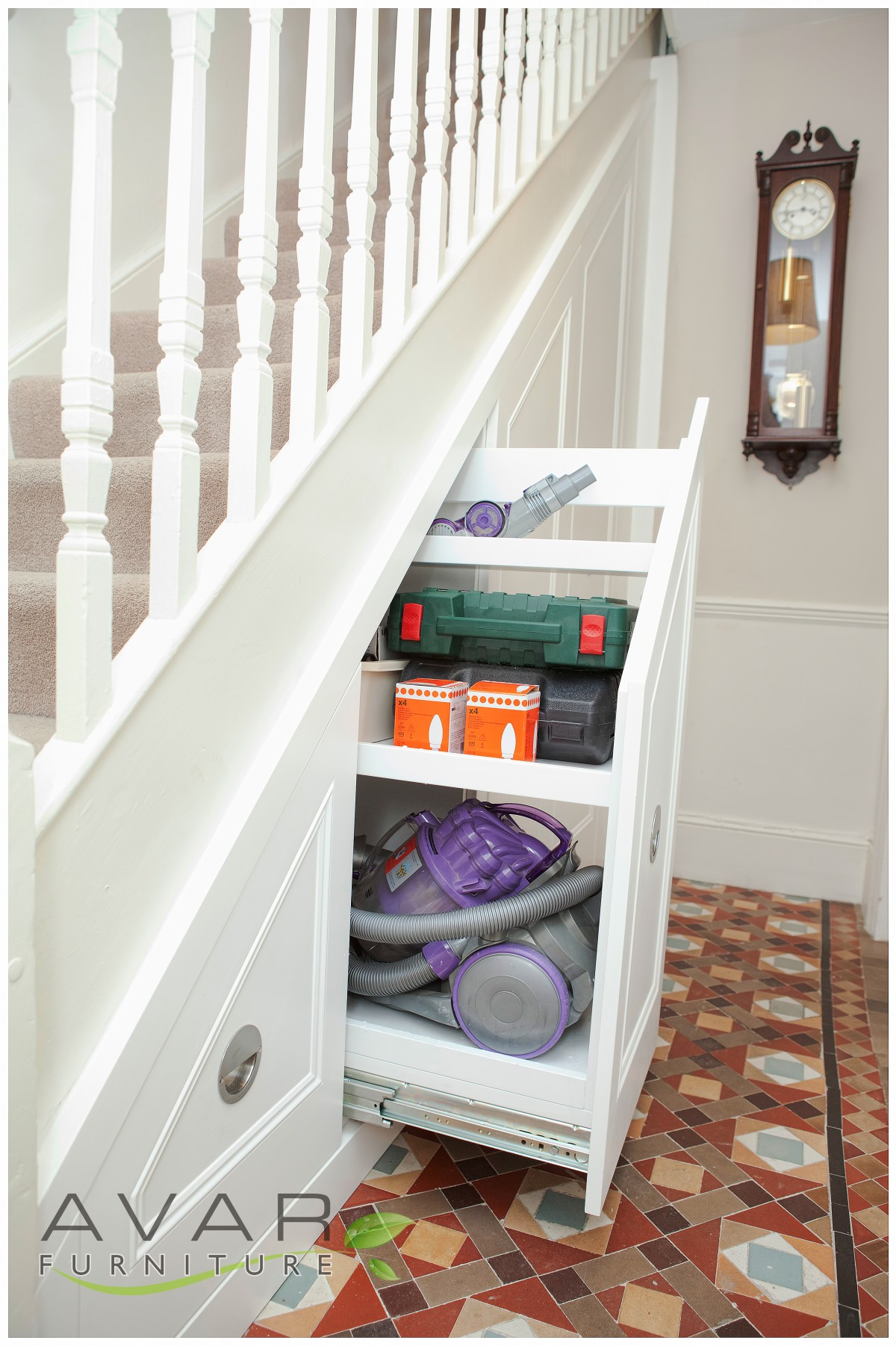 Under Stairs Storage Ideas Gallery 13 North London