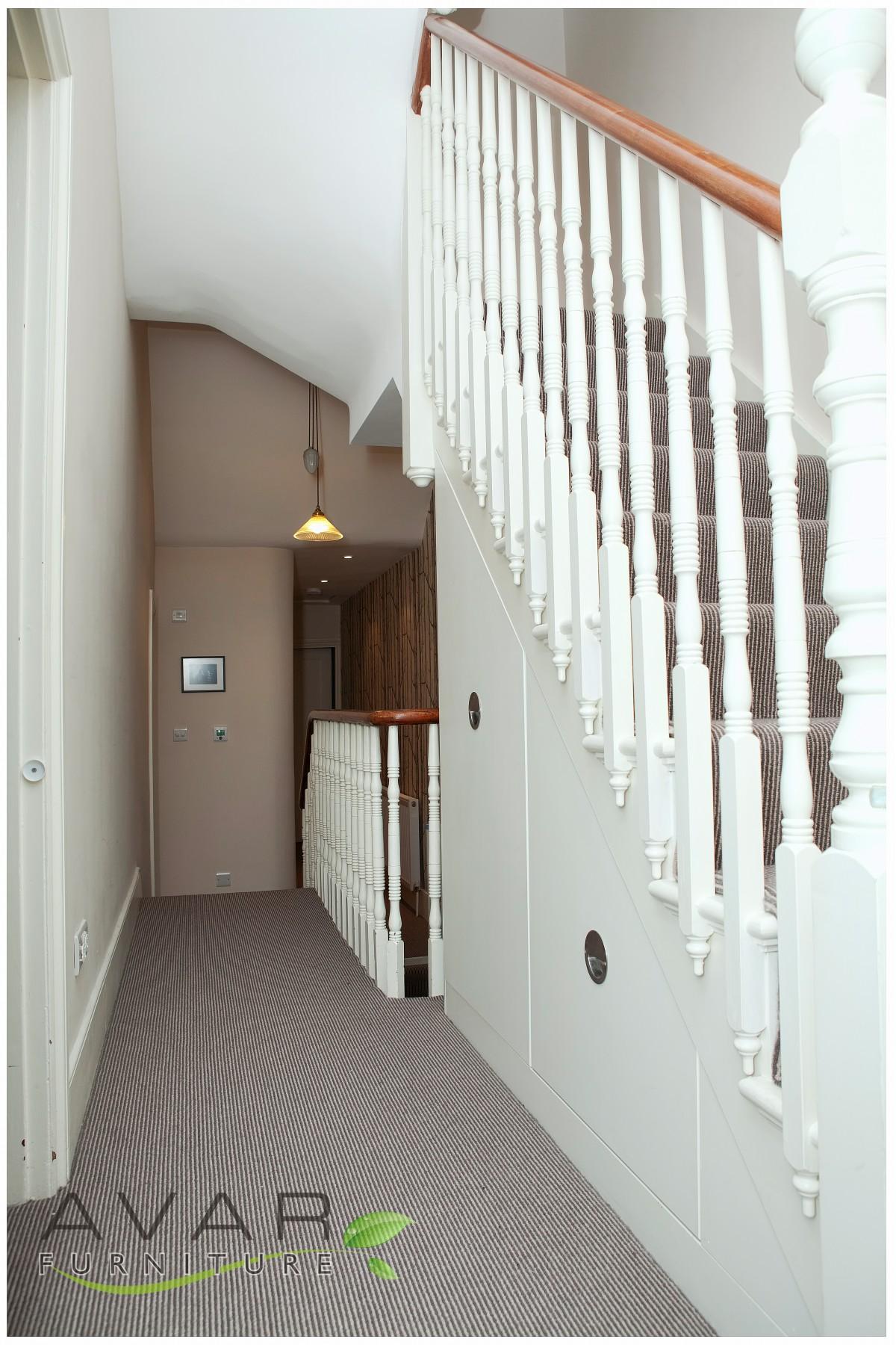 ƸӜƷ under stairs storage ideas | north london, uk | avar furniture