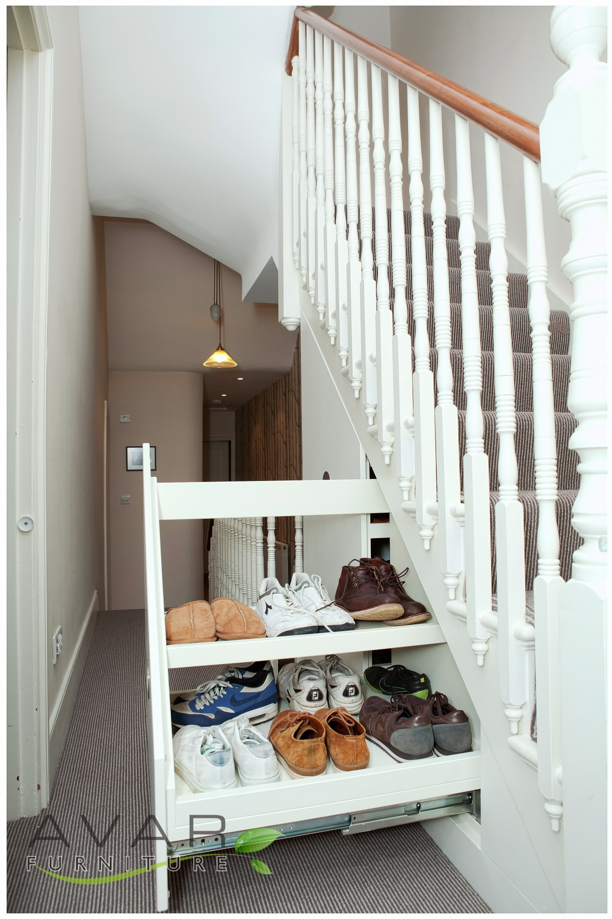 Under Stairs Drawers ƸӜƷ under stairs storage ideas / gallery 14 | north london, uk