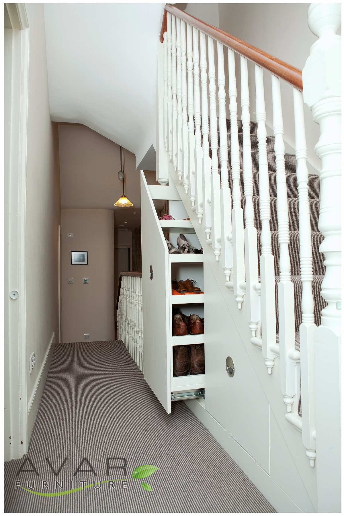 Under stairs storage ideas gallery 14 north london for Under stairs drawers plans