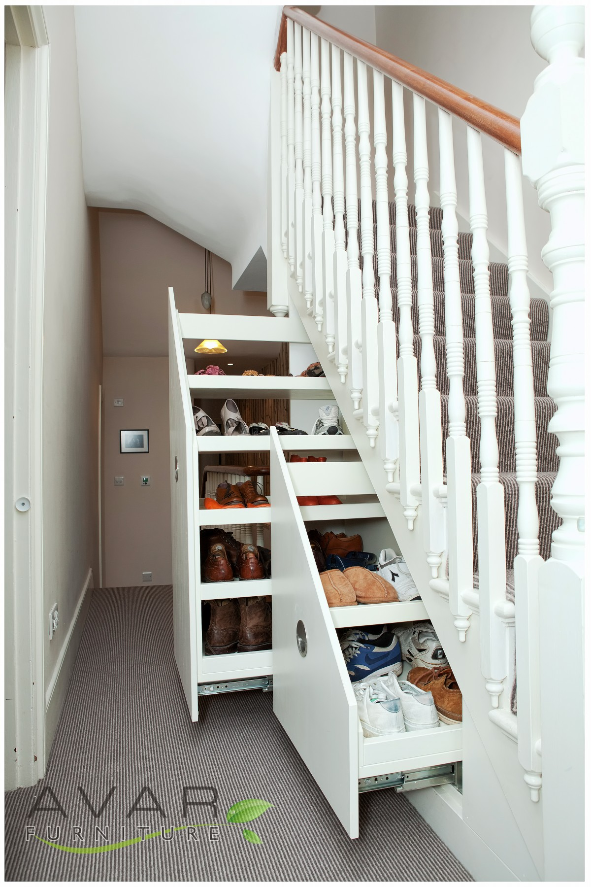 ƸӜƷ Under stairs storage ideas / Gallery 14 | North London, UK ...
