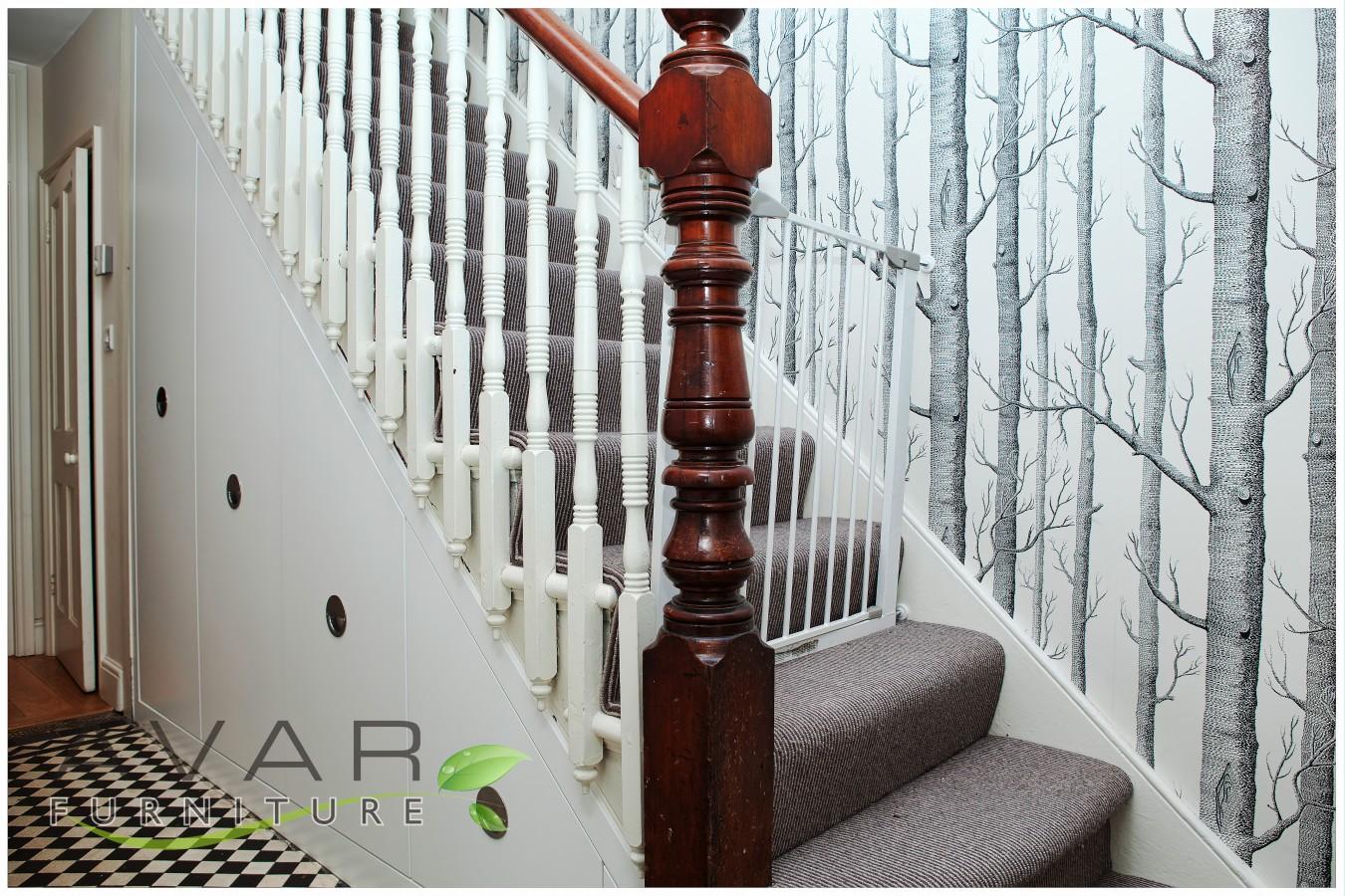 ƸӜƷ Under Stairs Storage Ideas Gallery 15 North London