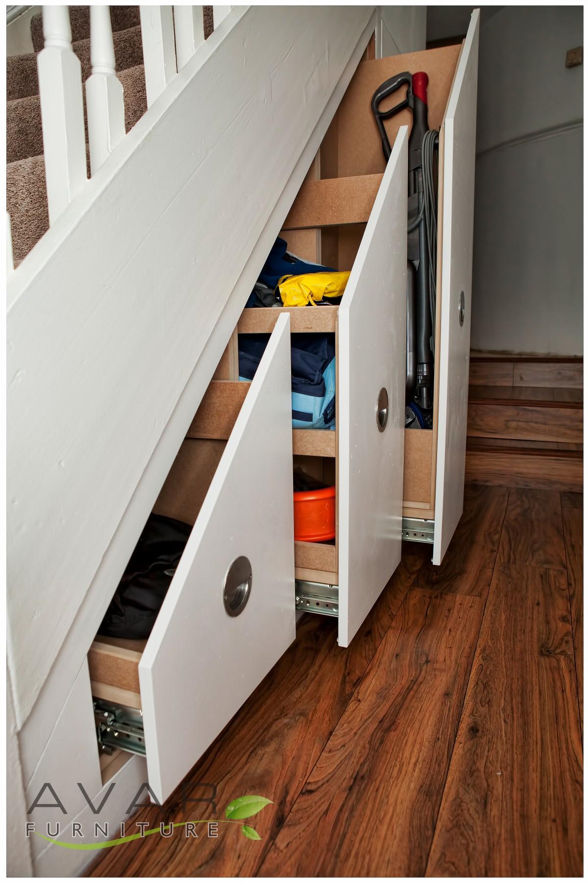 Understairs Storage Cupboard Under Stairs