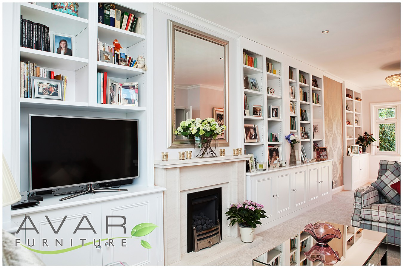 ƸӜƷ Alcove Units Ideas / Gallery 1 | North London, UK | Avar Furniture