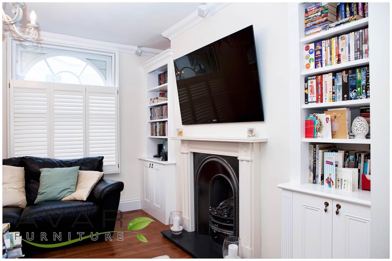 alcove units ideas gallery 8 north london uk. Black Bedroom Furniture Sets. Home Design Ideas