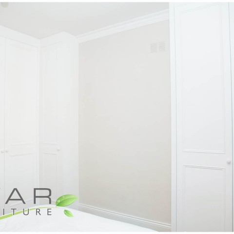 floor to ceiling traditional style wardrobe