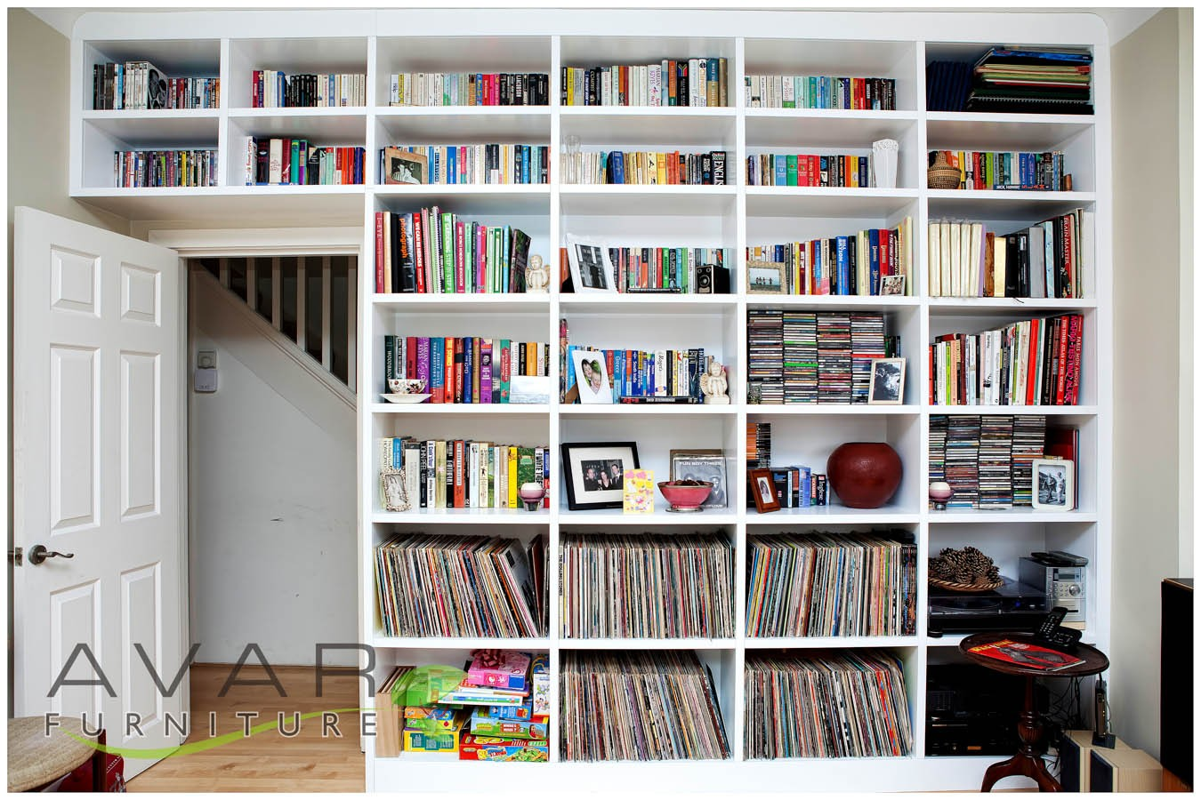 ƸӜƷ Bespoke Bookcase Ideas Gallery 5 North London Uk
