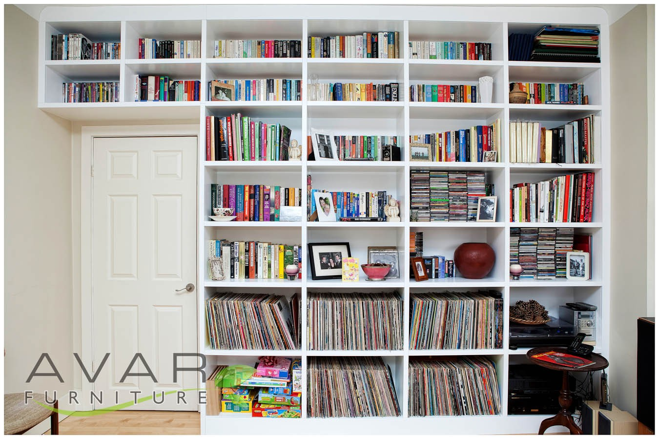 ƸӜƷ Bespoke Bookcase Ideas Gallery 5 North London Uk