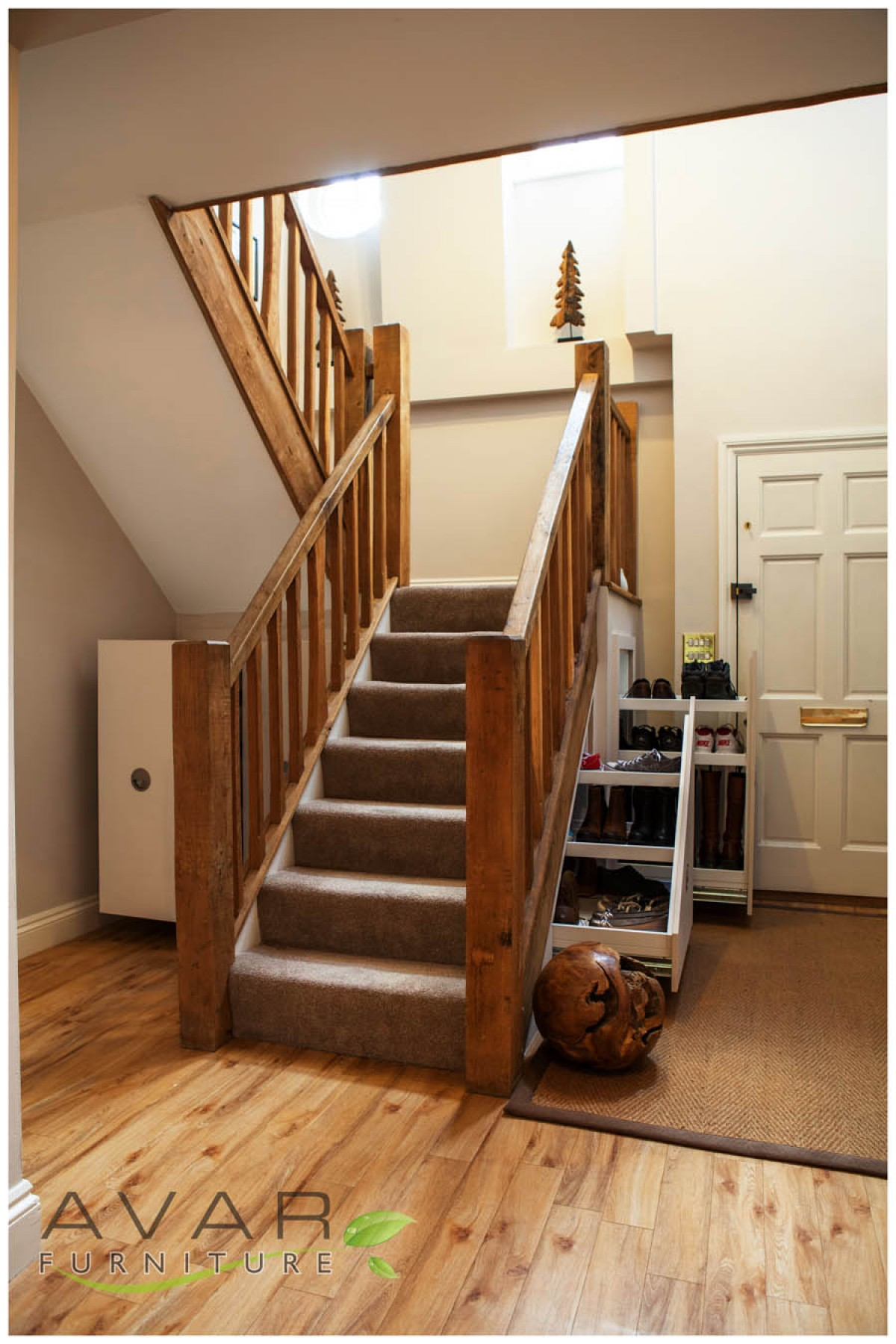 Under Stairs Storage Ideas Gallery 17 North London