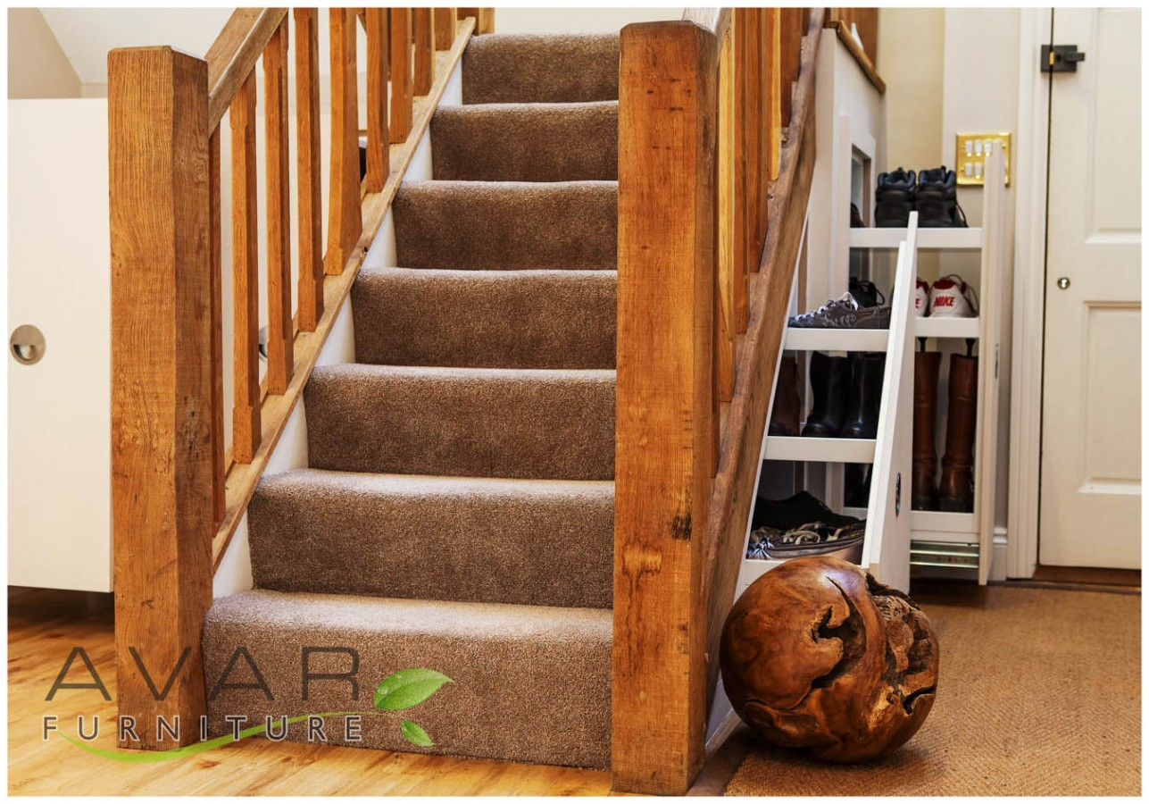 ƸӜƷ Under Stairs Storage Ideas Gallery 17 North London
