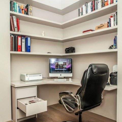 Comfortable of  study room solutions