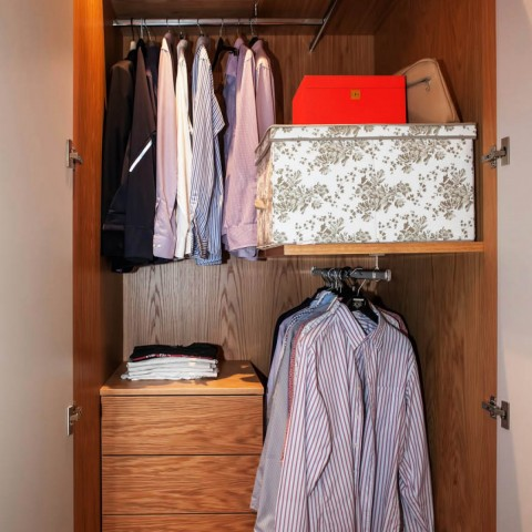 Wardrobe in London