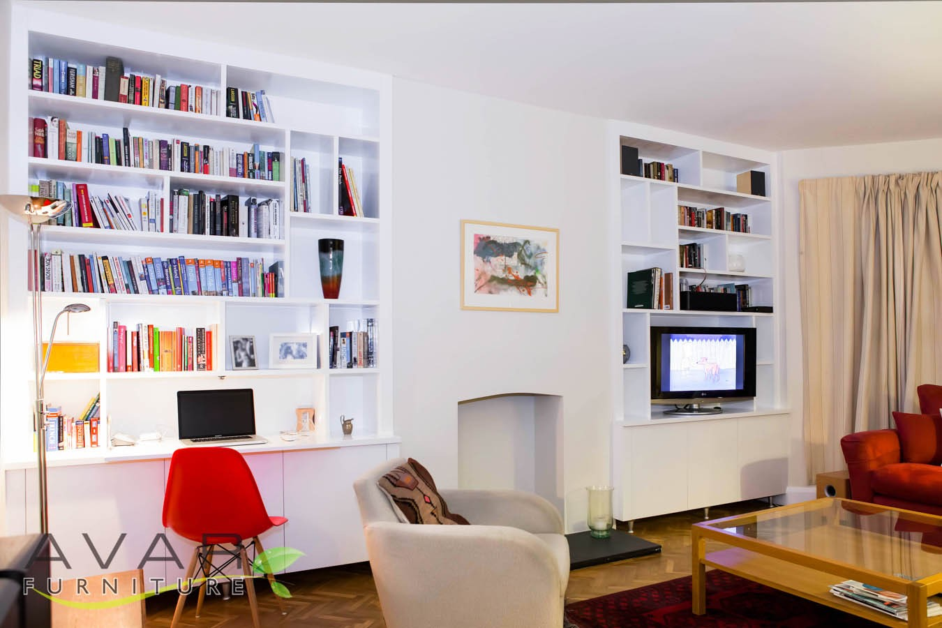 Alcove Units Ideas Gallery 10 North London UK