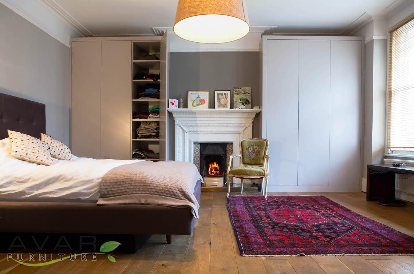 ƸӜƷ fitted wardrobe ideas gallery 18 | north london, uk | avar