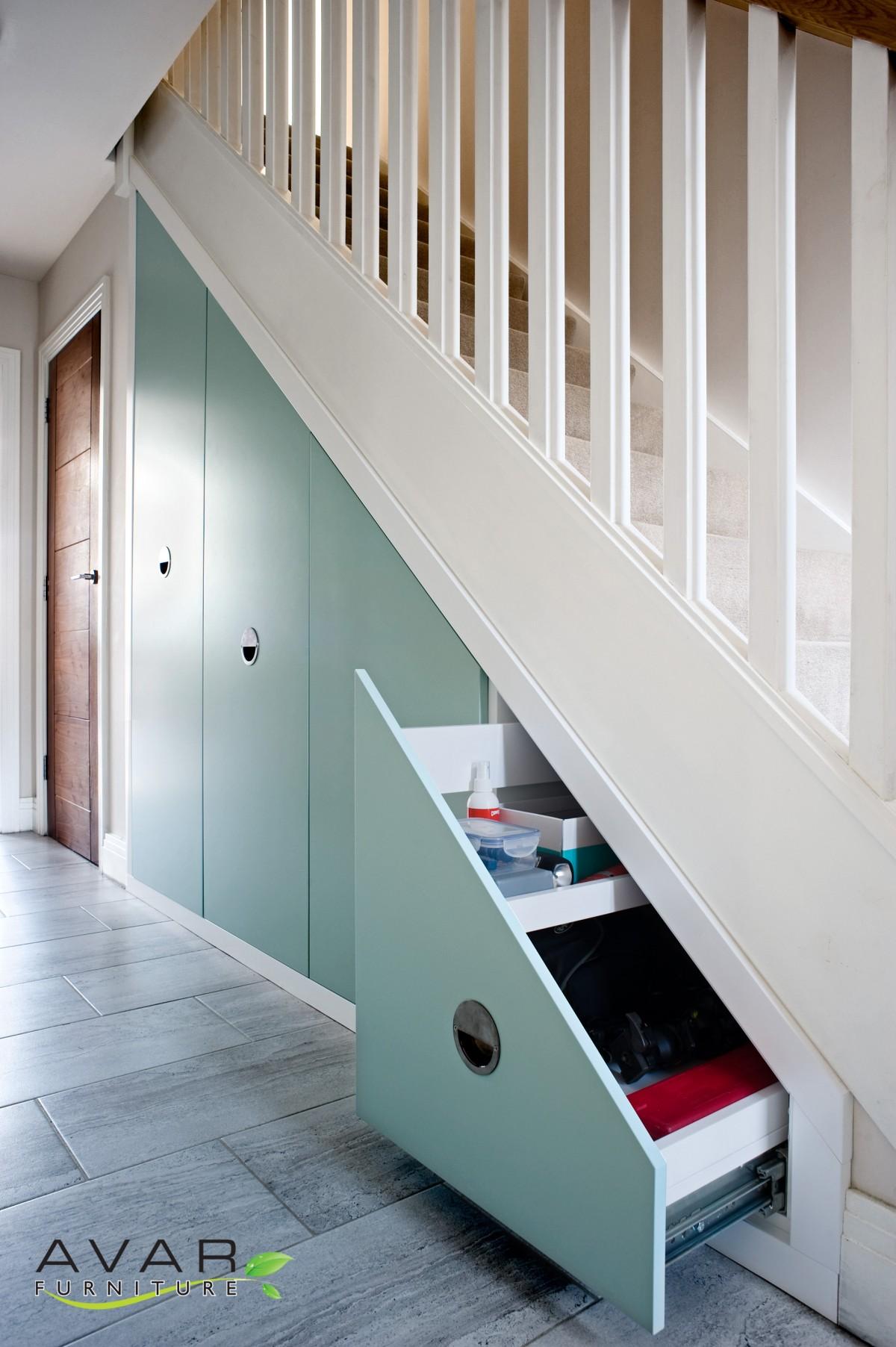 ƸӜƷ Under Stairs Storage Ideas Gallery 19 North London