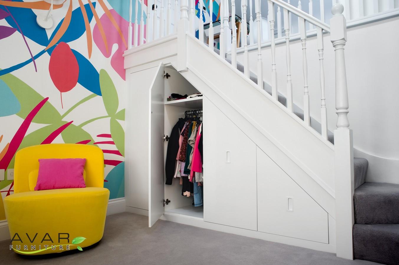 Under Stairs Storage Ideas Gallery 20 North London