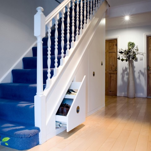 Fitted wardrobe ideas gallery 3 north london uk avar furniture - Under Stairs Storage Ideas Gallery 21 North London